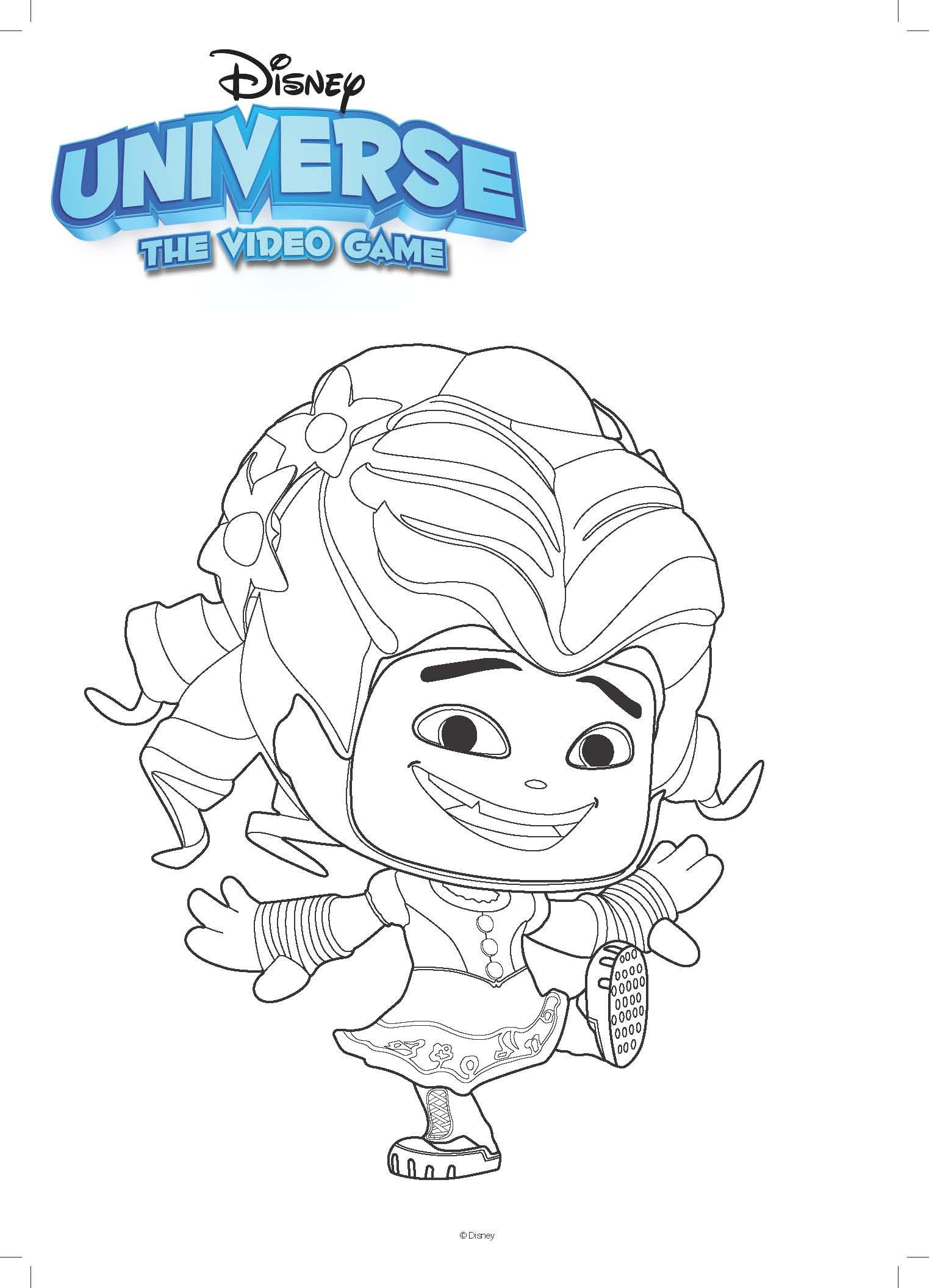 Disney Alice Malvorlage