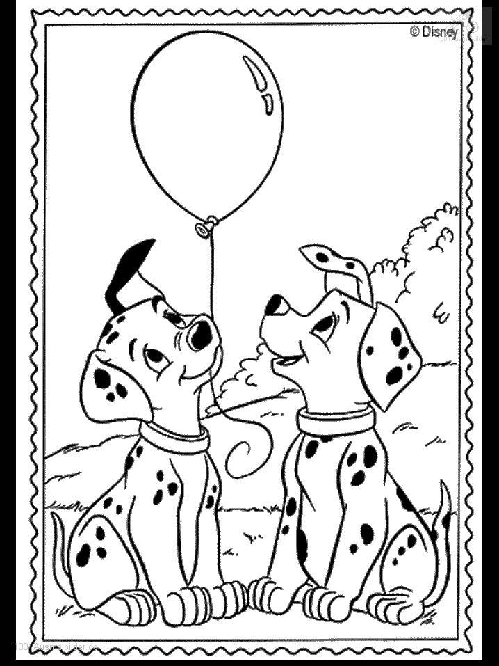 malvorlage: malvorlage-dalmatiner-8