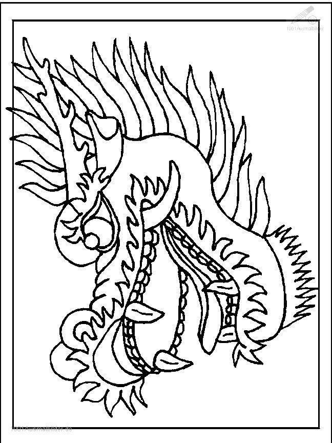 drachen und andere fabelwesen