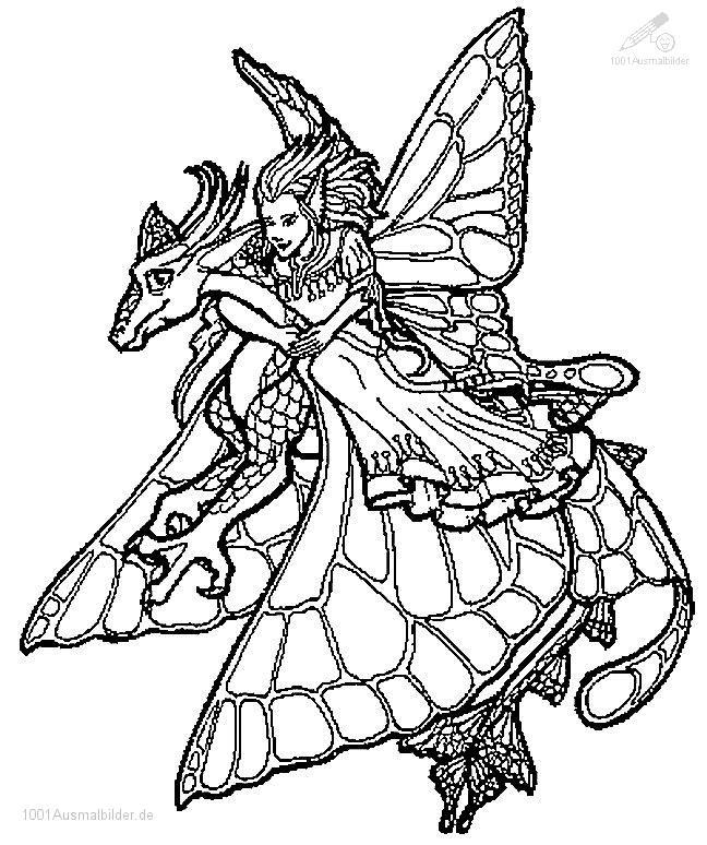 Malvorlagen Fantasy Elfen My Blog