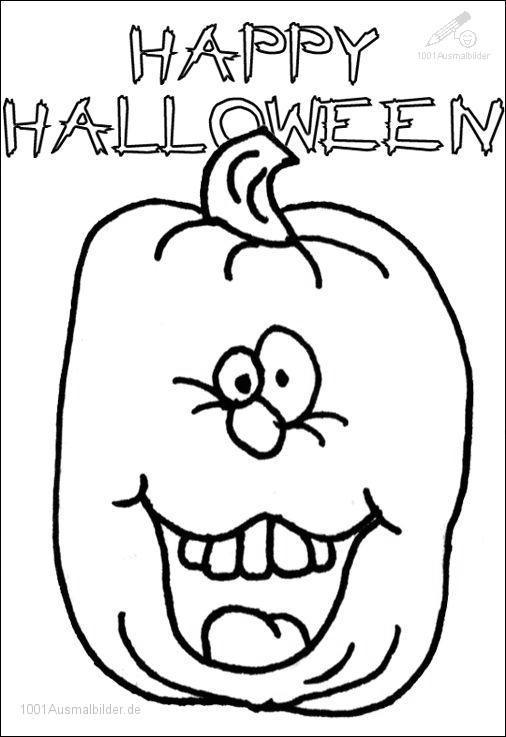 malvorlage: malvorlage-halloween-13