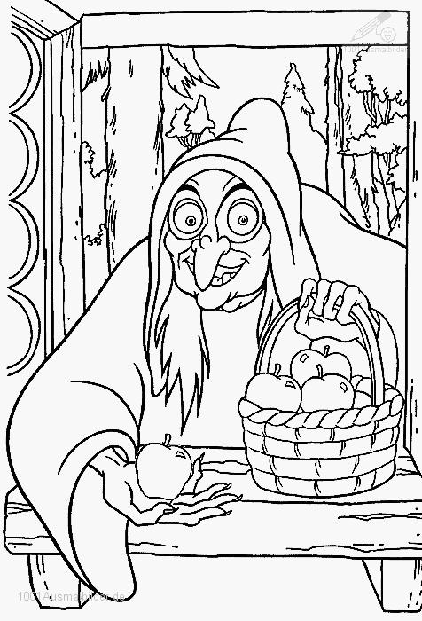 hansel si gretel coloring pages - photo#17