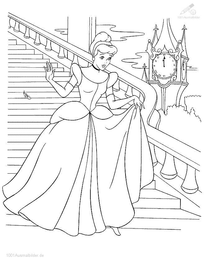 Ausmalbilder Prinzessin Darth Vader