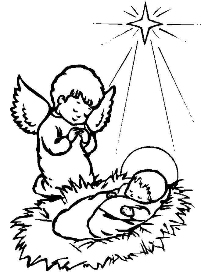 1001 Malvorlagen Weihnachten Engel Malvorlage Weihnachts Engel