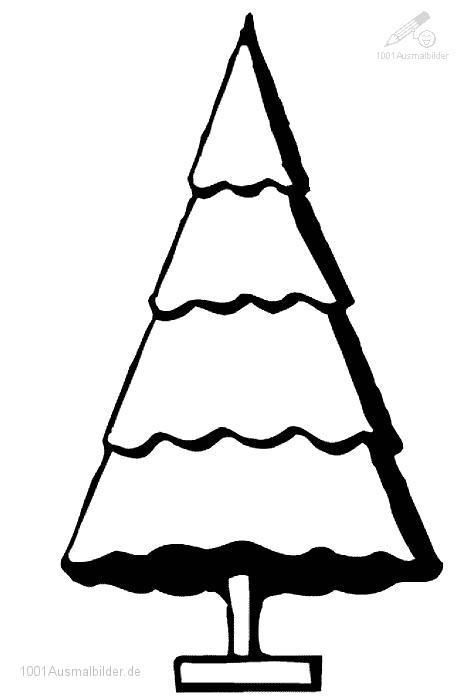 malvorlage: malvorlage-weihnachtsbaum-10
