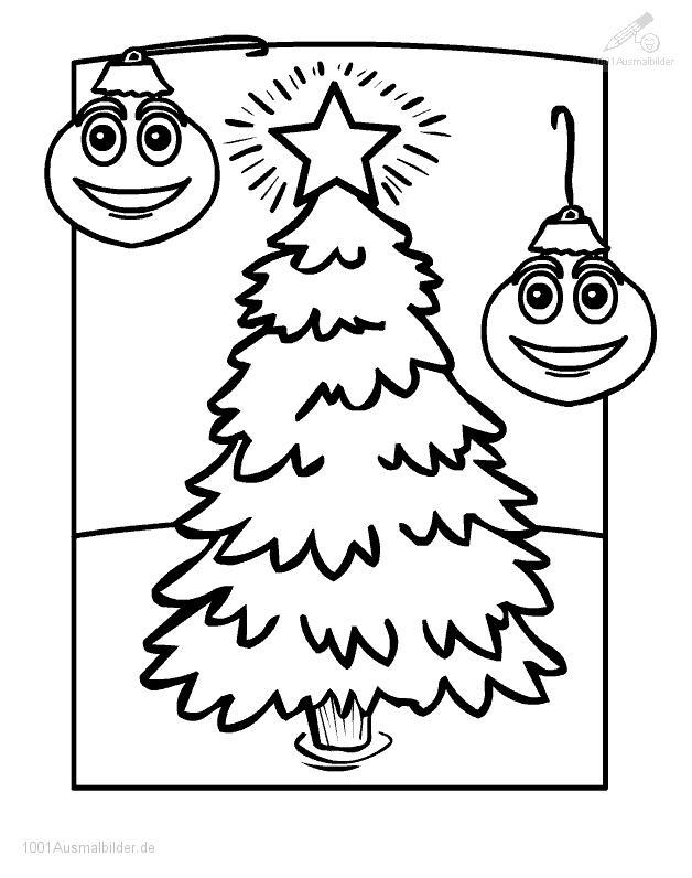 malvorlage: malvorlage-weihnachtsbaum-15