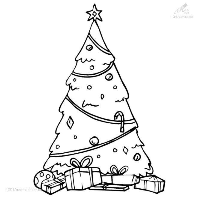 malvorlage: malvorlage-weihnachtsbaum-19