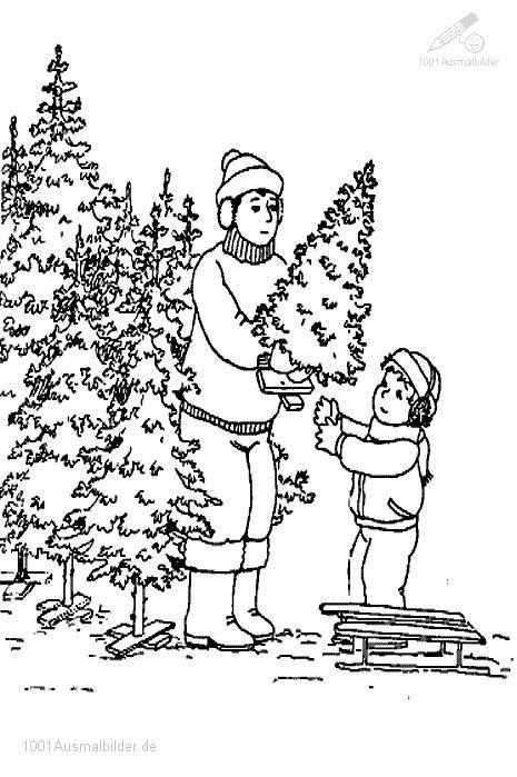 malvorlage: malvorlage-weihnachtsbaum-22