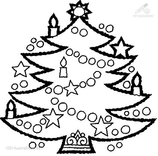 malvorlage: malvorlage-weihnachtsbaum-24