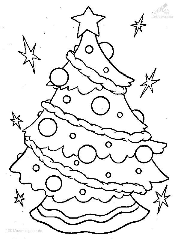 malvorlage: malvorlage-weihnachtsbaum-26