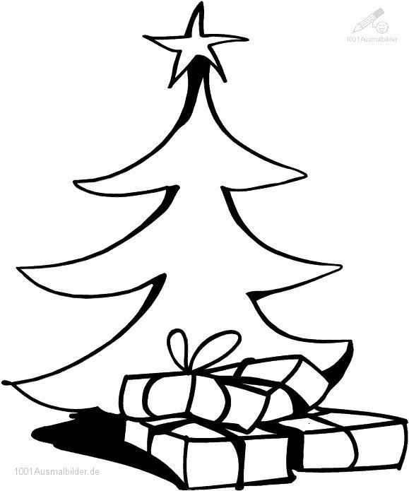 malvorlage: malvorlage-weihnachtsbaum-33
