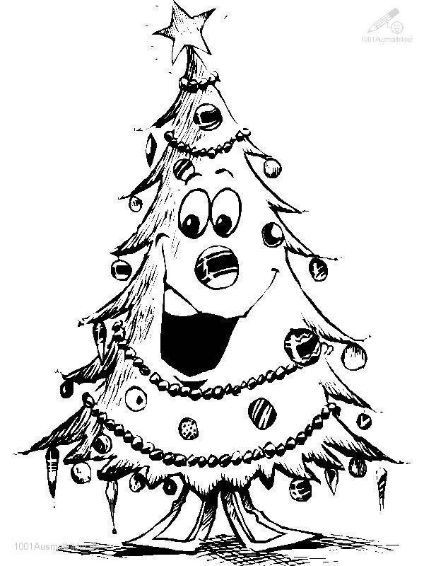 malvorlage: malvorlage-weihnachtsbaum-34