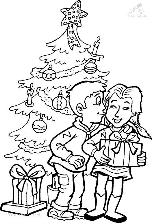 malvorlage: malvorlage-weihnachtsbaum-6
