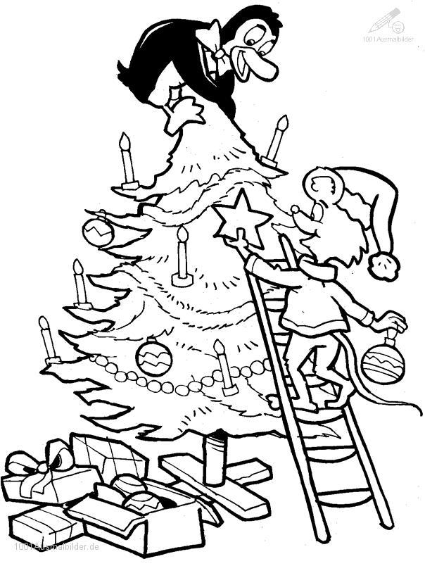 malvorlage: malvorlage-weihnachtsbaum-7