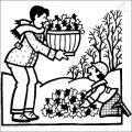 Malvorlage Herbst>> Malvorlage Herbst