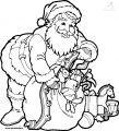 Malvorlage Weihnachtsmann >> Malvorlage Weihnachtsmann